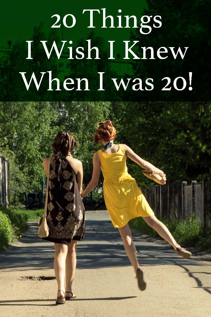 I will be turning 30! While I am excited to embark on a new journey in this decade, there are also a few things I wish I knew sooner that would have helped me to navigate my twenties!