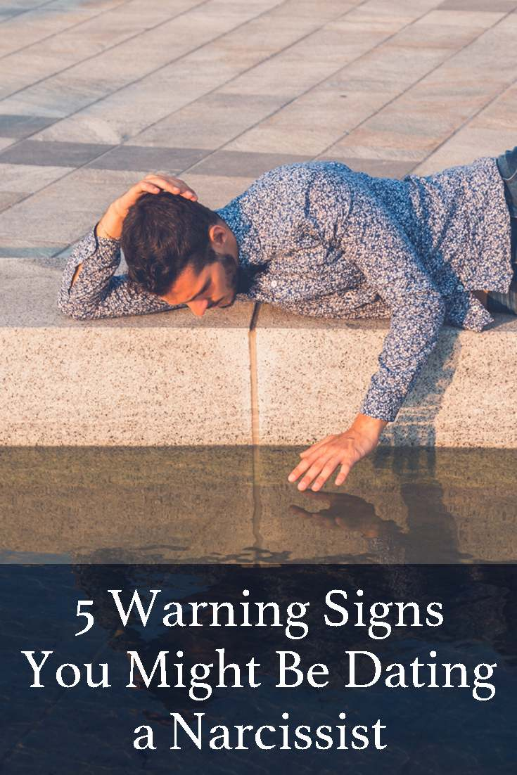 Early warning signs you're dating a narcissist