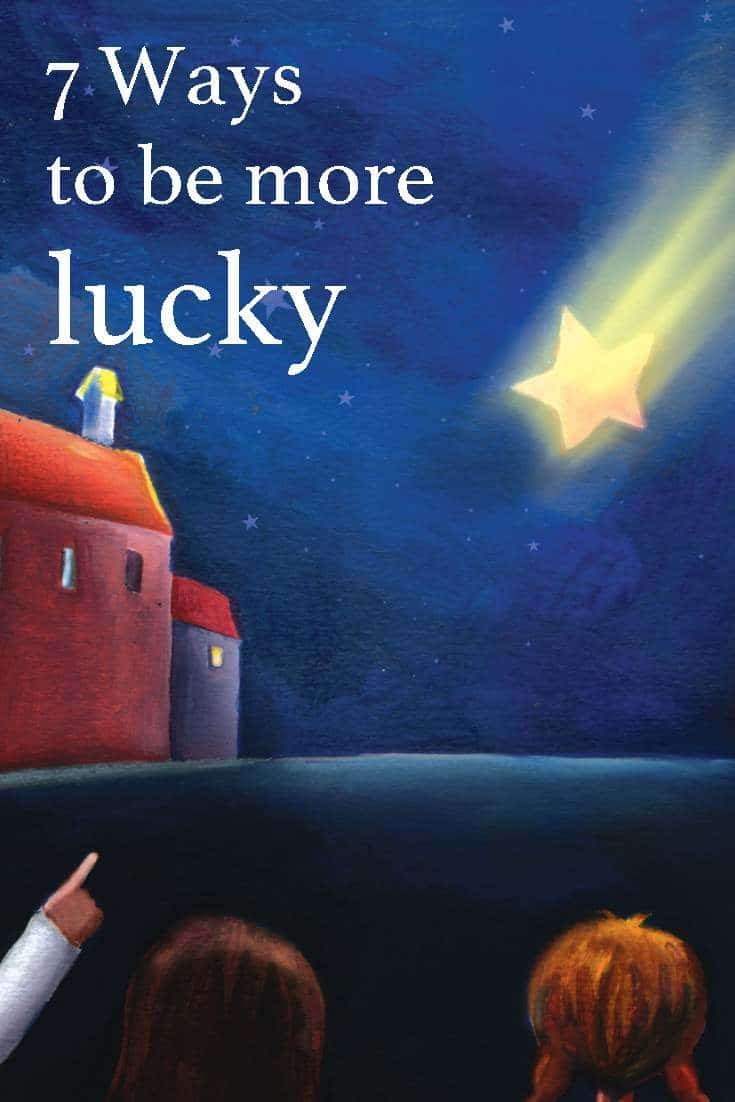 Steven Aitchison talks about how you can make yourself be more lucky. Sounds impossible .........