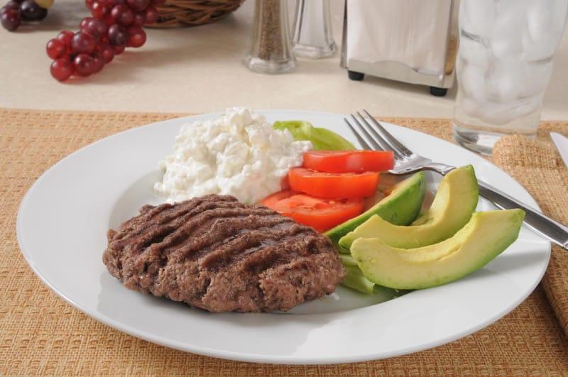 ketogenic diet food steak