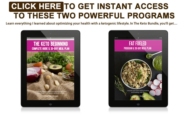 Ketogenic diets ebook course images