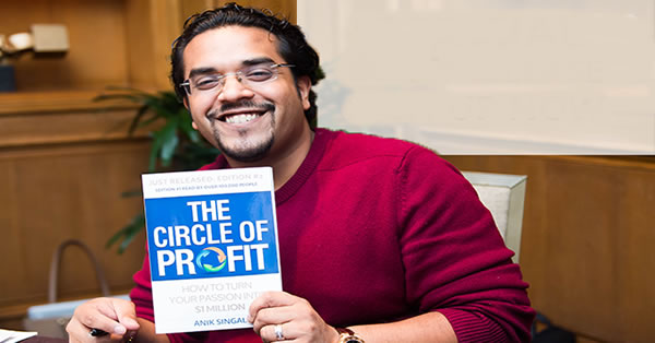 Anik Singal - Circle Of Profit