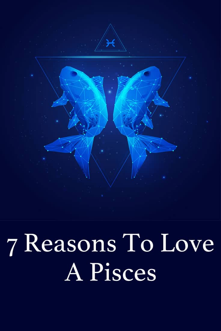 If you're worried that falling in love with a Pisces is something you'll end up regretting, don't be; it can be one of the most magical experiences of your life.