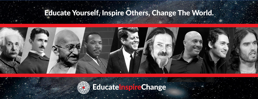 Educate Inspire Change facebook Page Image