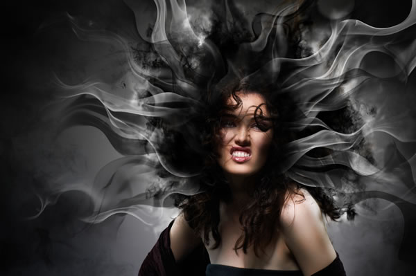 Temperamental-woman