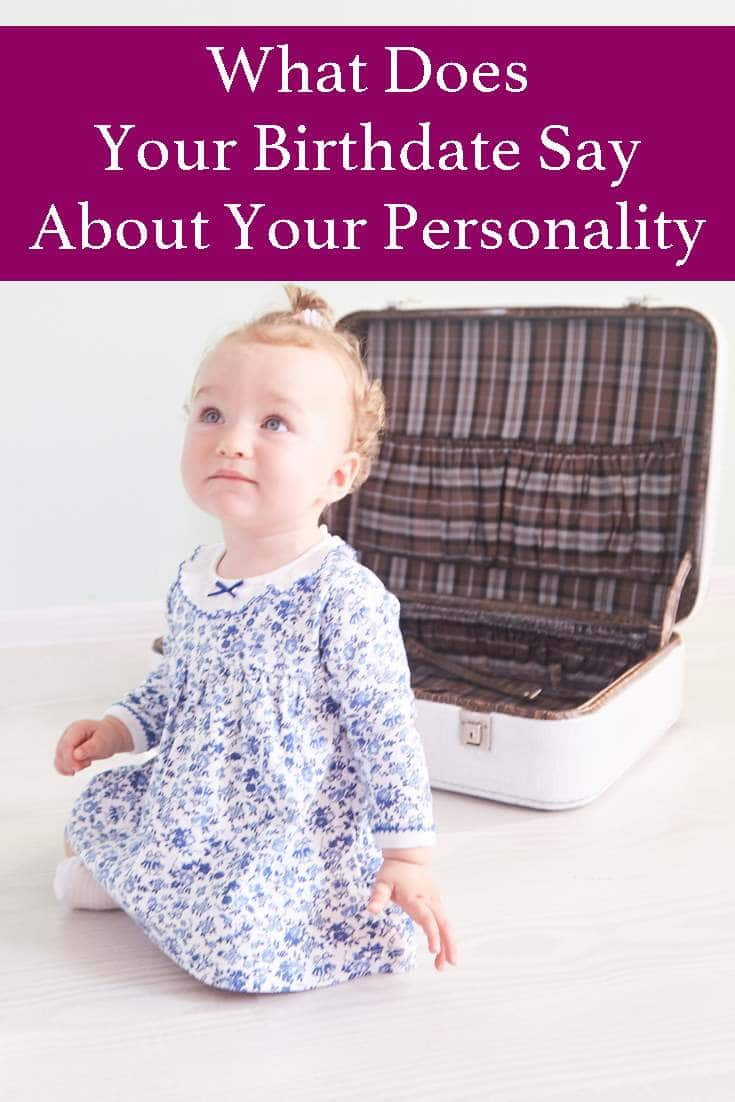 Quick quiz to find out what your birthdate says about your personality.