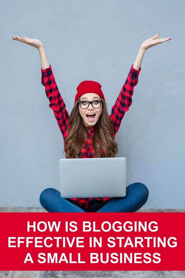One effective yet a budget-friendly way of ensuring the success of your small business is through blogging.