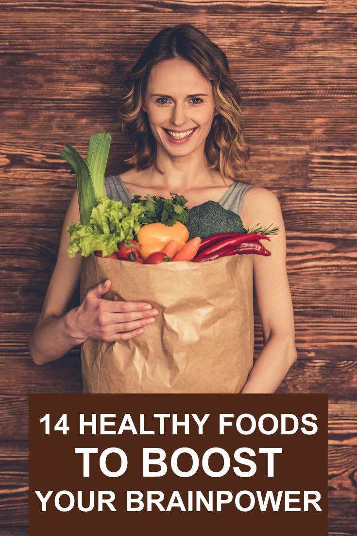 Here is a list of 14 foods that have been proven to increase memory, improve mental alertness and stave off degenerative diseases like Parkinson's or Alzheimer's