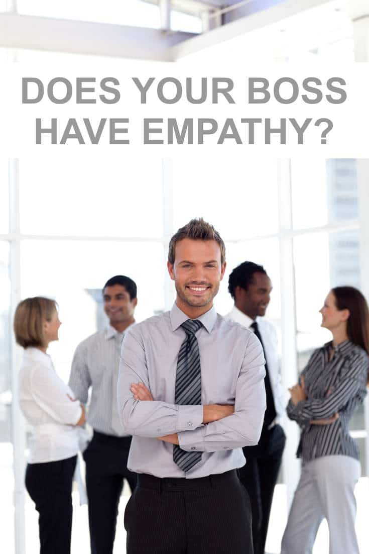 3 levels of empathy