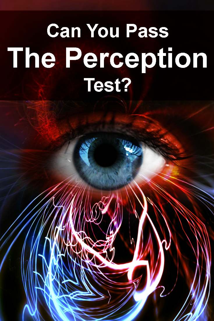 Perception is  the way our brain make sense of the world. Take now this quick, fun, quiz and find out if you can pas the perception test!