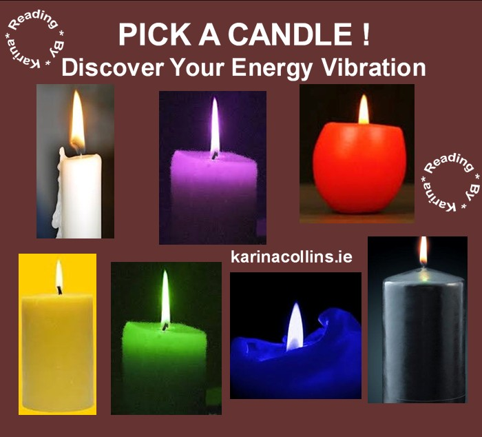 What is Your Energy Vibration Candles