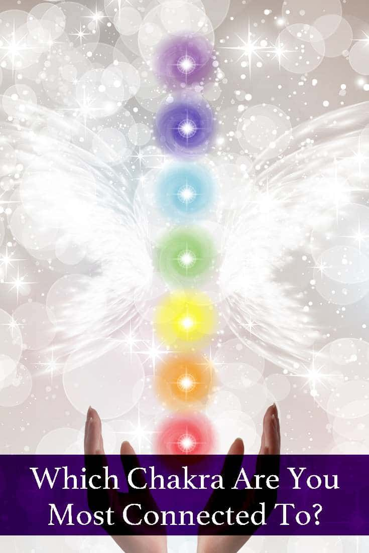 Take just now this quick and easy quiz and find out! Which Chakra Are You Most Connected To?