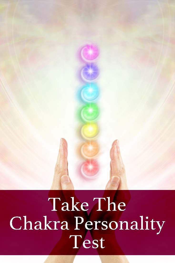 Take the chakra personality test and find out what chakra most aligns with your personality.