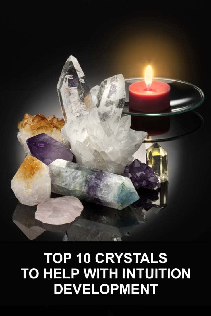 Do you want to enhance your intuition? Crystals and Gemstones are fantastic tools when it comes to intuition development!