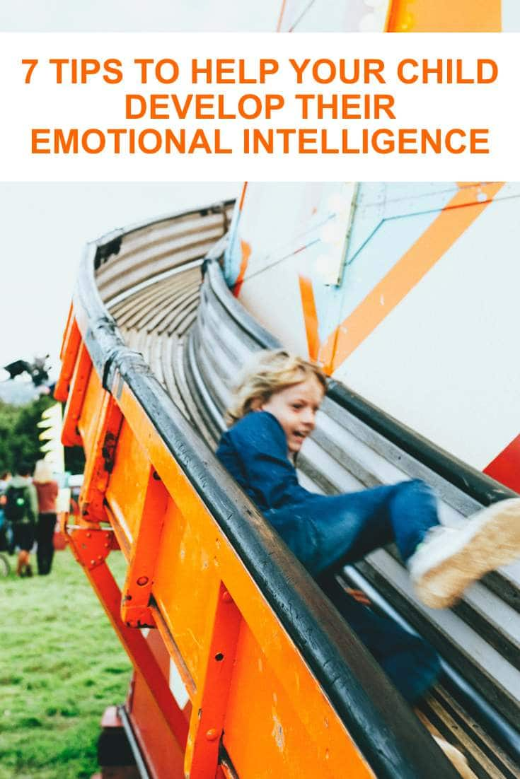 Here are some basic ways you can help your child understand and develop healthy emotions.