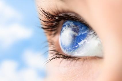 Eye exercises for stronger vision