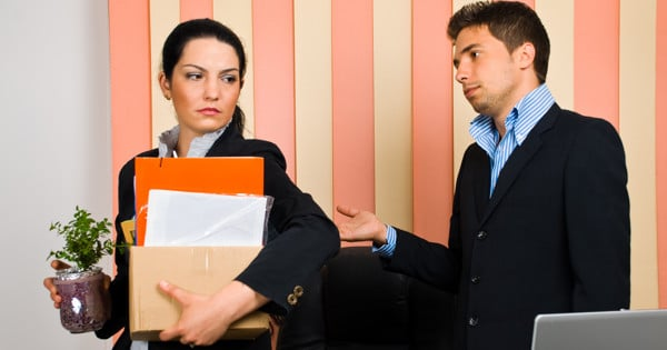 save - Coping With Getting Fired From A Job