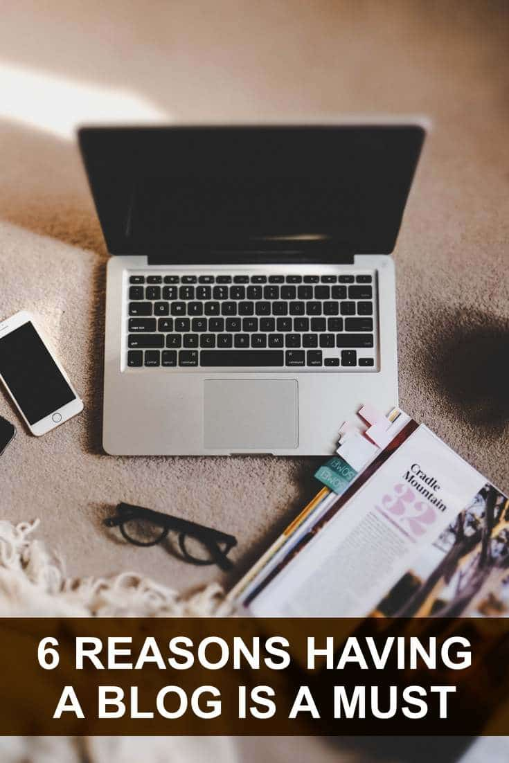 In today's world, newspapers and live advertisements sometimes aren't enough. Having a blog is almost a guaranteed alternative to marketing and advertising that will bring positive results.