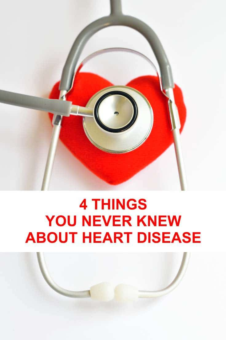 I want to share with you an important game changer when it comes to overcoming heart disease. Here's four things you didn't know about heart disease.