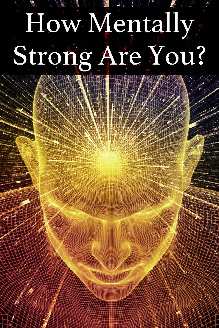 If you want to discover more about yourself, take just now this quick and easy quiz and find out how mentally strong are you!