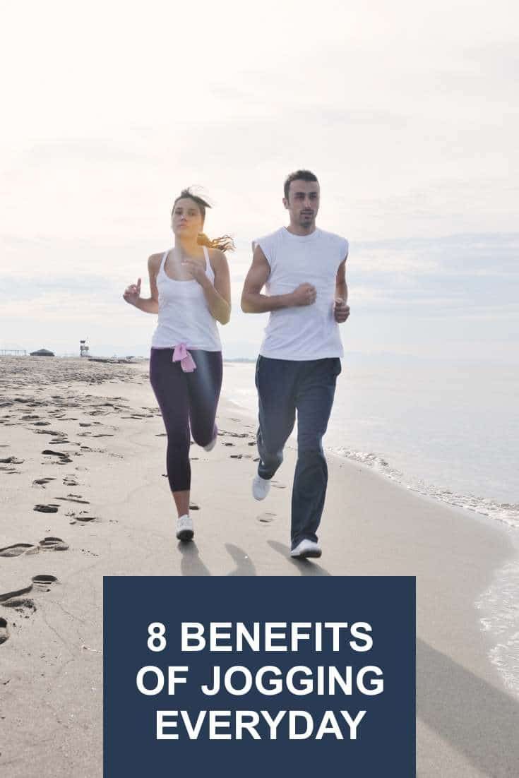 When was the last time you had a good sweat? Check out all the great benefits just a short jog every now and then will give you.