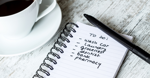 7 Lists You Need To Make That Will Simplify Your Life -