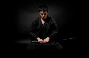 The 30 Year Old Ninja Izzy Arkin