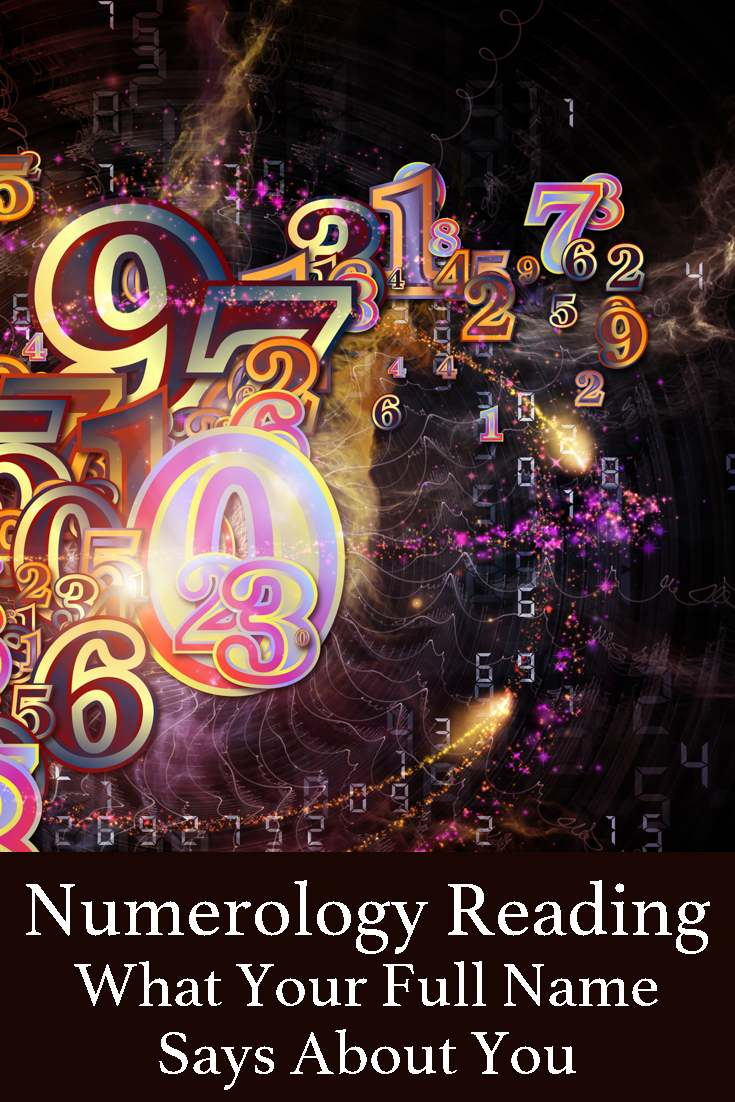 Numerology Reading - What Your Full Name Says About You