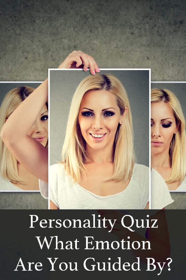 We are all very emotional beings, but what is your dominant emotion. Find out in this quick personality quiz