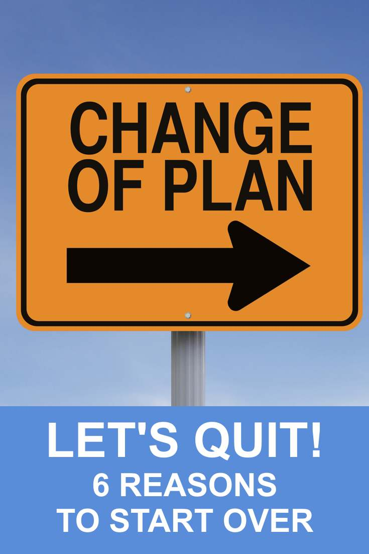 Why is quitting sometimes an ideal choice? Let's learn about a few reasons.