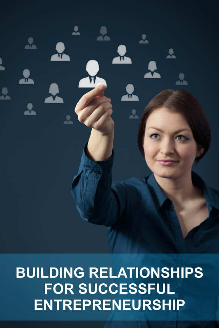 Do you know why building relationships are the precursor to becoming an entrepreneur? How do you turn relationships you have cultivated over the years into entrepreneurship?