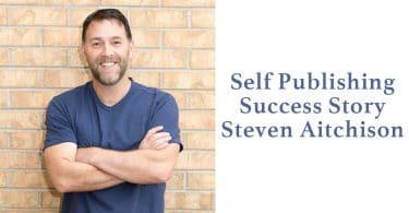 self publishing success story steven aitchison