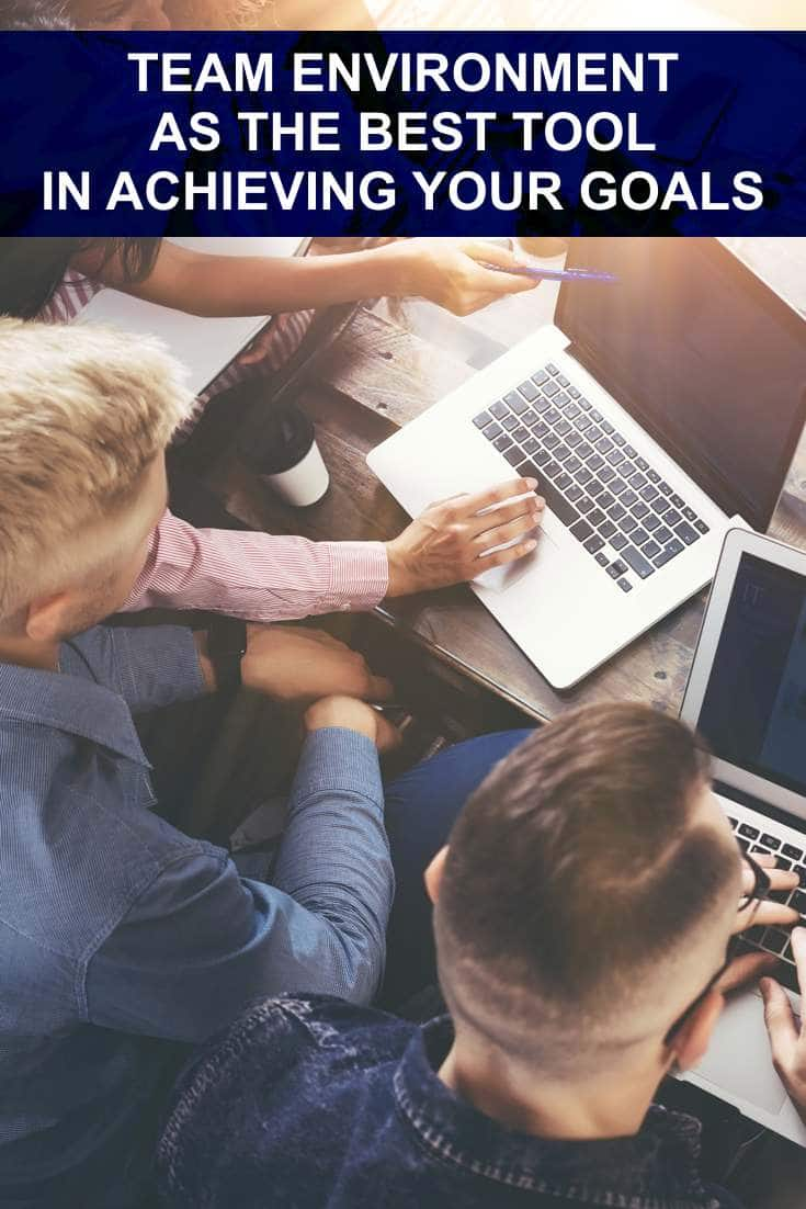 For many companies and leaders, teams are an integral tool for achieving business goals because they can provide the ultimate competitive advantage.