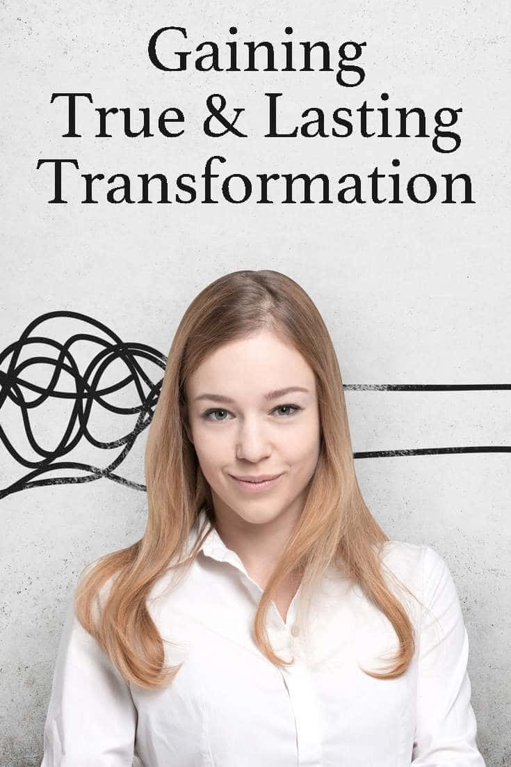 Do you know the secret to personal transformation? This article by Sara Wasser might help you to unveil it.