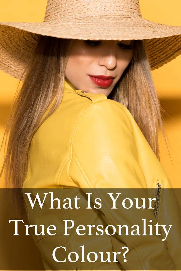 What Is Your True Personality Colour?