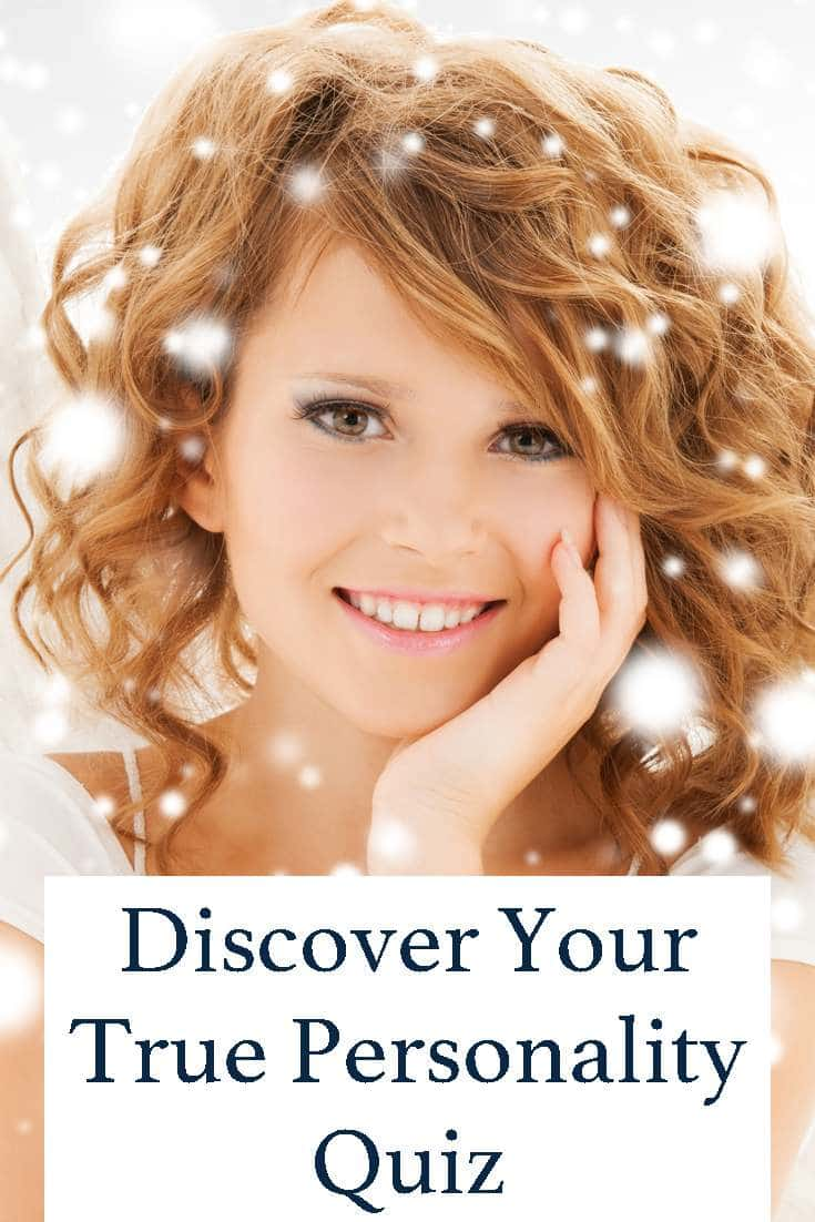 Discover Your True Personality Quiz