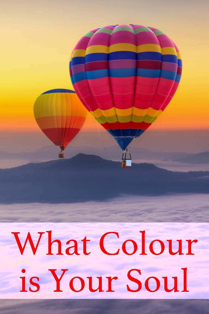 Colours surround us everywhere, everyday. This quick quiz will determine the colour of your soul - What Colour is YOUR Soul?