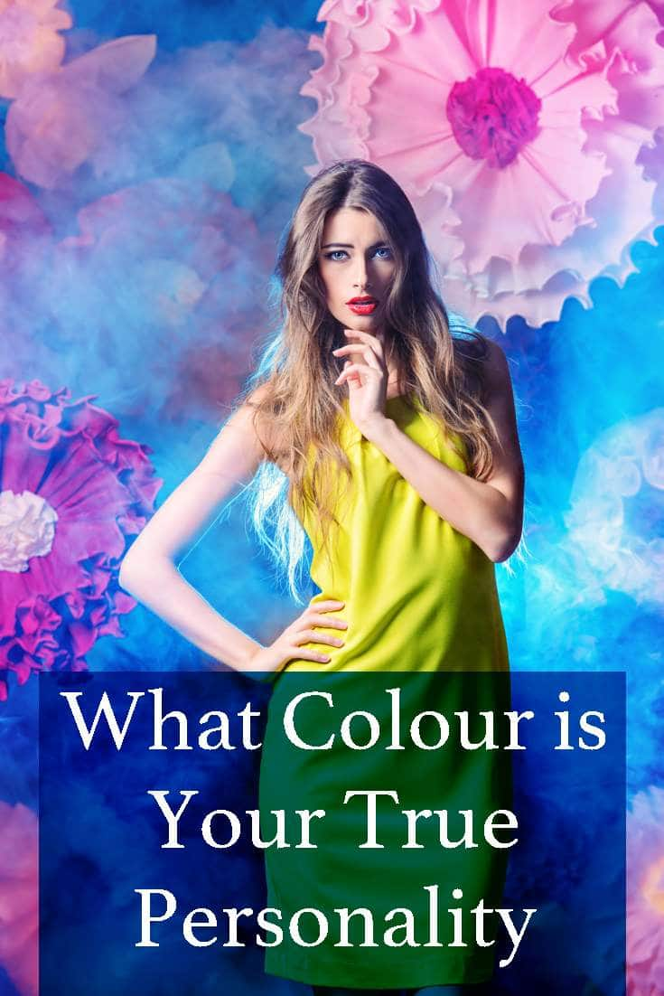 From the research of Dr. Carol Ritberger - there are four distinct personality types in the world, and each one has a special colour.