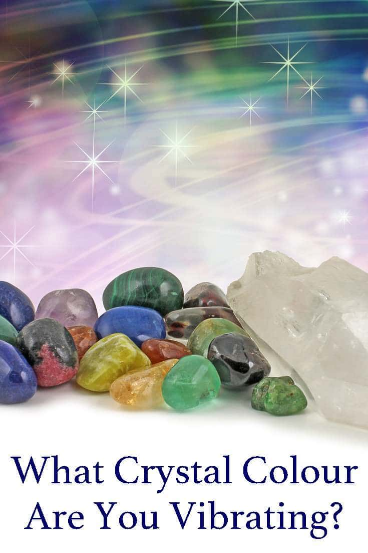 A quick quiz to find out exactly which crystal colour you are vibrating and what it means for you.
