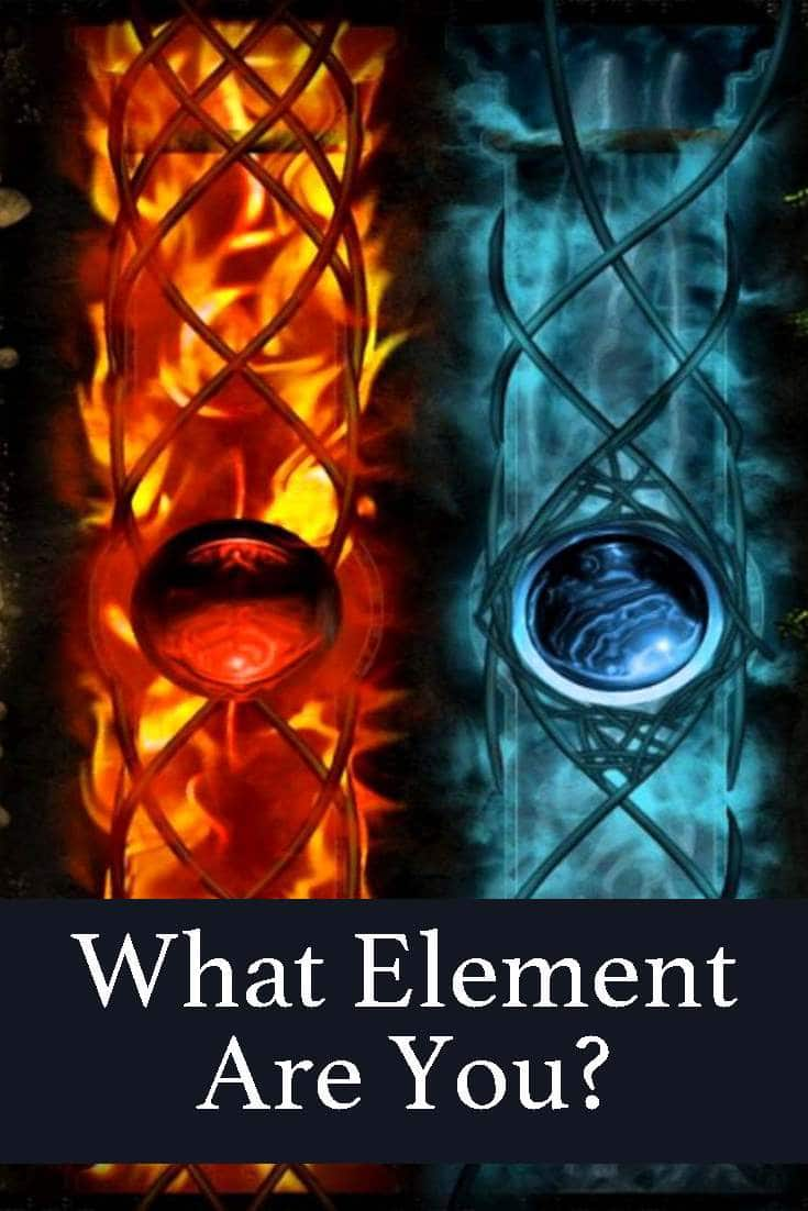 Take this quick quiz to find out what element most identifies with your personality and find out if it's true for you.