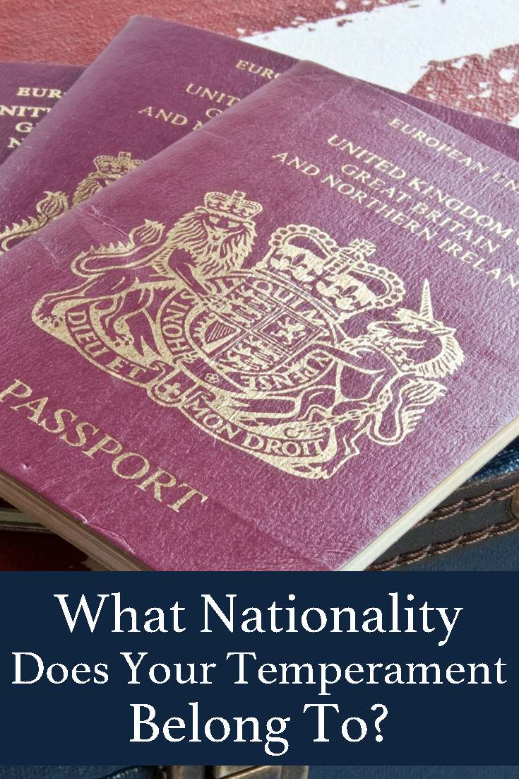 Are your reactions matching your nationality? Or your temperament is saying a different story than your passport