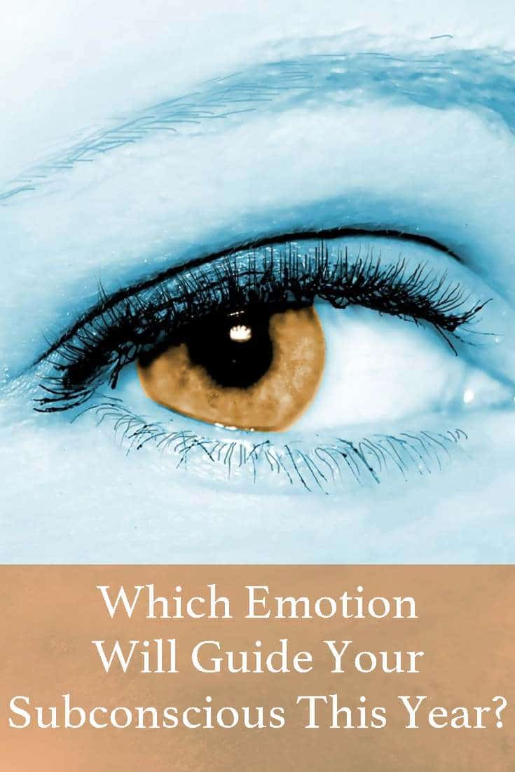 Find out what emotions will guide you this year with this quick fun quiz.