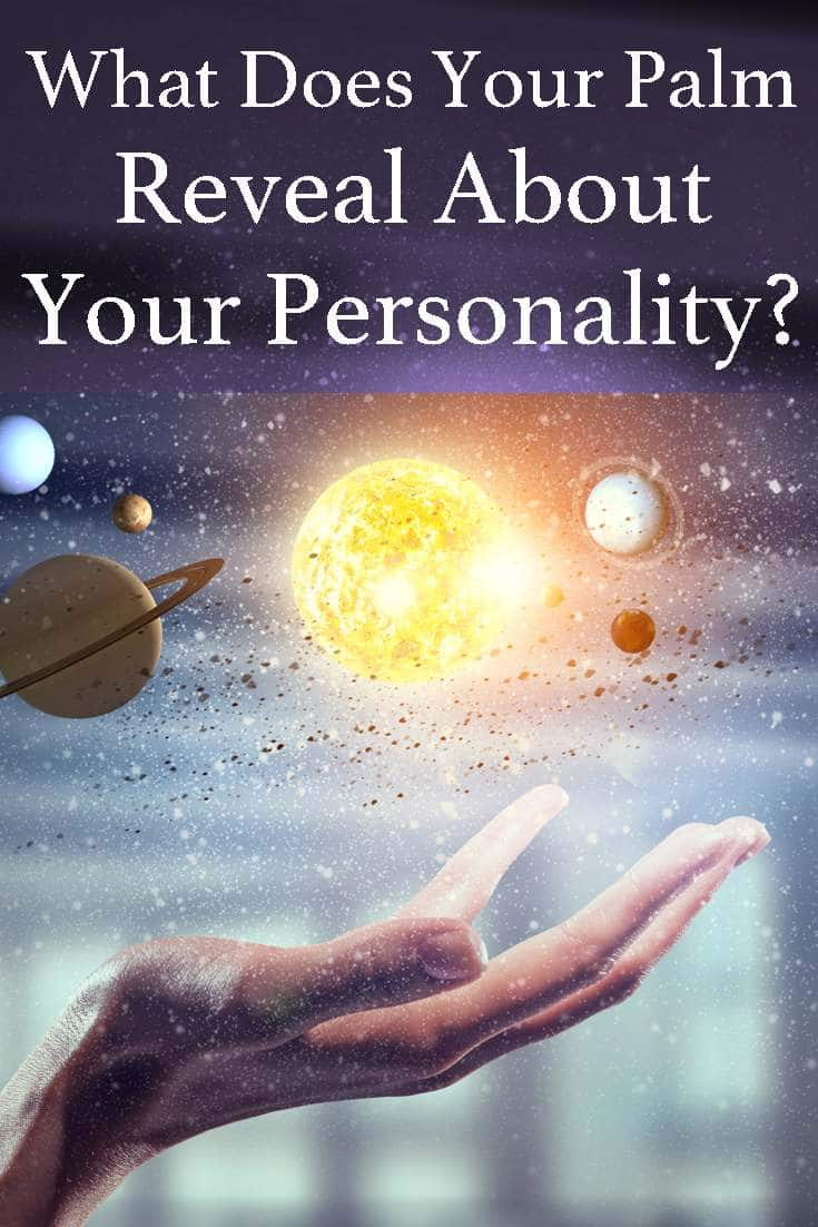 Take this quick, fun quiz to find out what your palm reveals about your personality.
